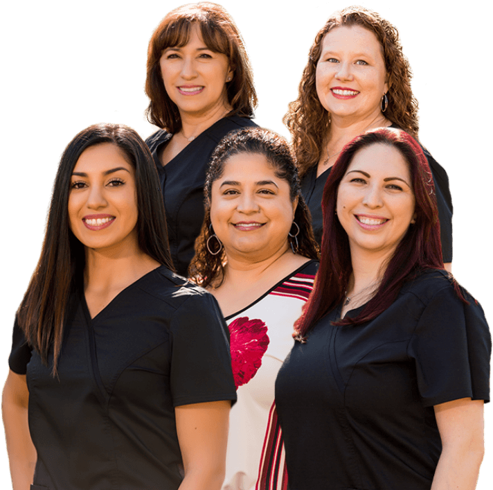 The Brice Dental team